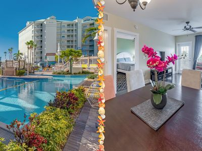 Photo for Beautiful New 2/2 Beach Condo @ Indian Rocks Water Park