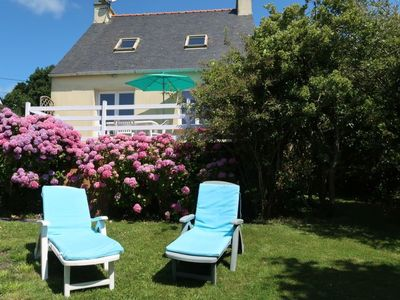 Photo for Vacation home du Yunic (CZN133) in Crozon-Morgat - 4 persons, 2 bedrooms