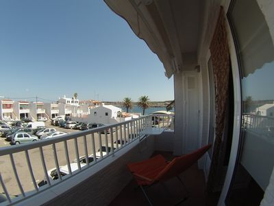 Photo for Apartment in a quiet area. 50 meters from the beach of na Macaret