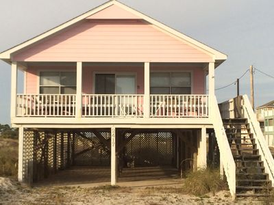 Photo for The Pink Palace, the perfect beach house for your beach vacation!