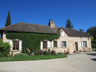 Photo for 3BR Farmhouse Vacation Rental in Marminiac, Occitanie