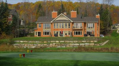 Photo for Luxurious 3 / 4 Bedroom on La Bete Golf Course, Mont Tremblant
