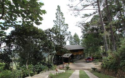 Photo for El Sueño Villa, cabin in the woods.