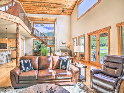 Photo for Idyllic Kerrville Ranch on 46 Pastoral Acres!
