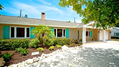 Photo for Professionally Decorated 3/2 Pool Home Just Steps To The Beach (RBT19-000062)