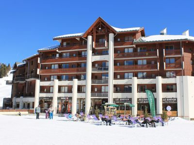 Photo for FAMILY DUPLEX APARTMENT 7 BEDS IN PLAGNE SOLEIL