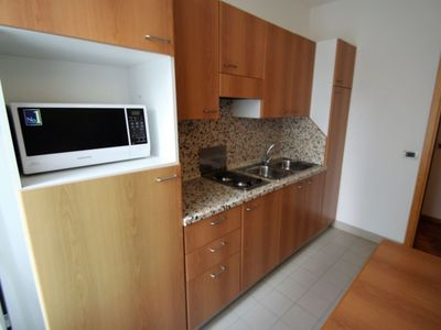 Photo for Apartment in the center of Riva del Garda with Lift, Parking, Internet, Washing machine (115603)