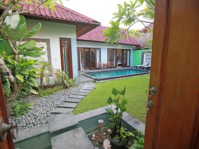 Photo for Deals and book as 1 Bedroom Pool Villa, Central Seminyak, Housekeeping