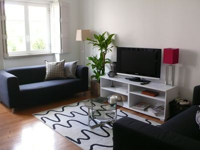 Photo for Well located apartment in Lisbon