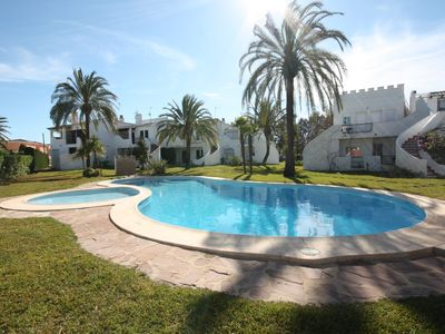 Photo for Newly renovated 1 bedroom apartment, with shared pool in Els Poblets