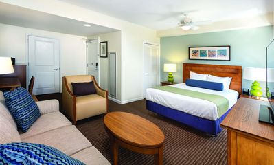 Photo for Spacious Studio Across from the Pier w/ Beach Access, Resort Pool & Free WiFi