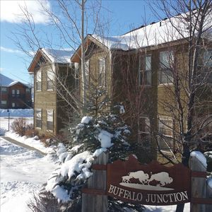 First Floor Buffalo Junction Condo!- CANCELLATION SPECIAL