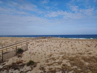 Photo for Oceanfront Bright End Unit Condo Beach Haven - Amazing Views & Great Location