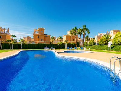 Photo for Villa Lo Crispin Algorfa / Quesada 3beds, 2baths, Garden & Pool