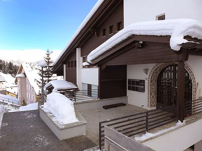 Photo for Apartment Chesa Munt Sulai MSII in St. Moritz - 2 persons, 1 bedrooms