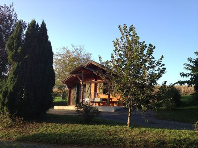 Photo for Rejuvenate in a Chalet in the heart of nature