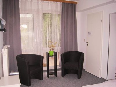Photo for Double room with terrace - Pension Mark