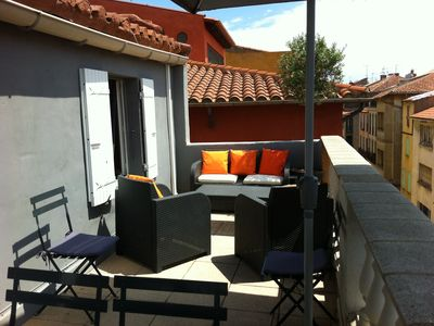 Photo for 2BR Apartment Vacation Rental in Perpignan, Occitanie
