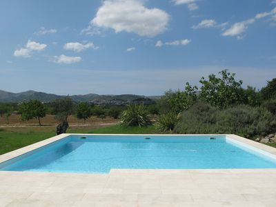Photo for Luxurious property with pool and a view – Villa Eucaliptus