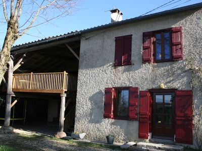 Photo for APARTMENT T1 bis overlooking Pyrenees