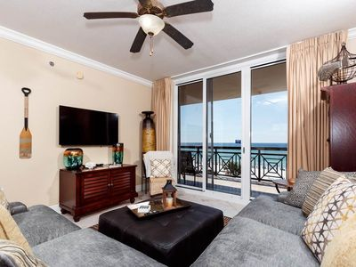Photo for NEWLY UPDATED gorgeous 3 Bedroom condo on the GULF !!