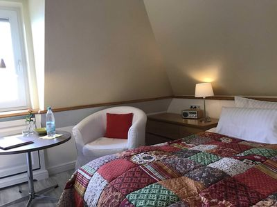 Photo for Double room Anne - Haus Friedeburg - Family Maenss