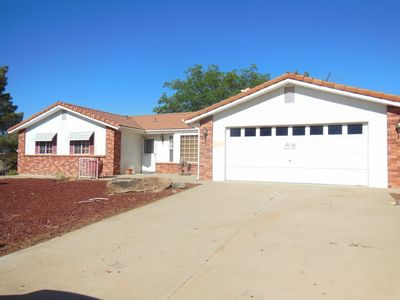 Photo for Lovely House, quiet neighborhood,close to Ledges Golf, SnowCanyon