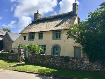 Photo for Opportunity to stay in a beautiful, 17th century fairytale thatched cottage which has been tastefull
