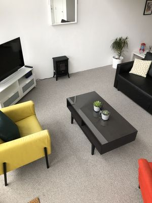 Photo for Beautiful Apartment with Balcony - close to Centre and Football Stadia