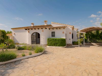 Photo for Fantastic Villa for 6 people, terraces with great views, private pool & paddling pool