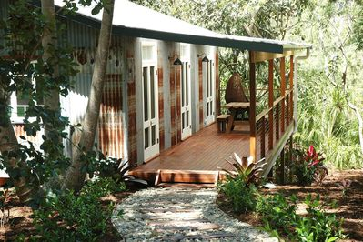 One Love - Enjoy the tranquility of the Byron Hinterland with your own private