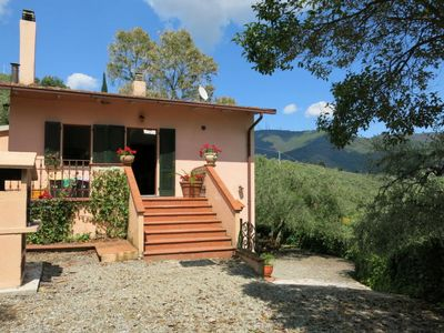 Photo for 3 bedroom Villa, sleeps 7 in Tre Colli with Pool