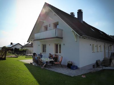Photo for Vacation house Vulkanradweg with large terrace and garden for up to 6 people