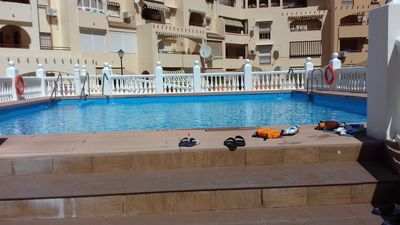 Photo for Smart 2 bedroomed , 2 bathroom, Apartment. the beach.