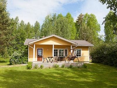 Photo for Vacation home Keltavuokko in Ikaalinen - 6 persons, 2 bedrooms