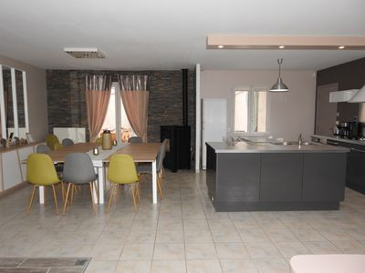 Photo for House 11 to 14 people between Chambord, Cherverny, Parc Beauval Zoo and Blois