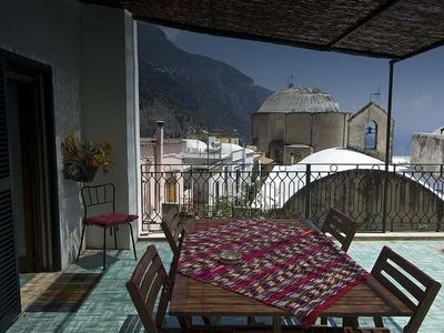 Photo for Casa Alma Positano -House With Large Terrace