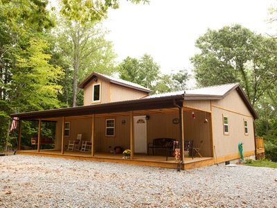 Photo for Reece Ridge Cabins. Enjoy A Relaxing, Quiet Stay At The Area's Premier Cabin.