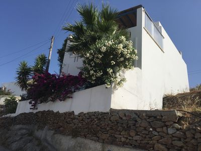Photo for 95sqm house with wonderful views and comfort in Lefkes-Paros