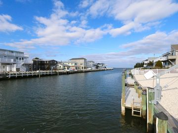 Non-Stop Water Fun!  Enjoy all that LBI has to offer in lagoon-front home.