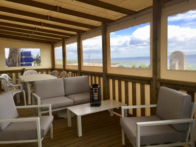 Photo for Panoramix-The Mobil-home with a breathtaking view ** PROMO AUGUST **