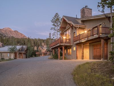 Photo for New Listing! Save 15%. Ski-Accessible, Family-Friendly Home with Private Hot Tub and Spectacular Mou