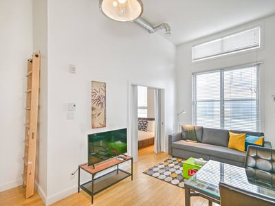 Photo for Liv MTL | Main 304 | Up to 60% OFF | Smart 1BR + Mezzanine + Family