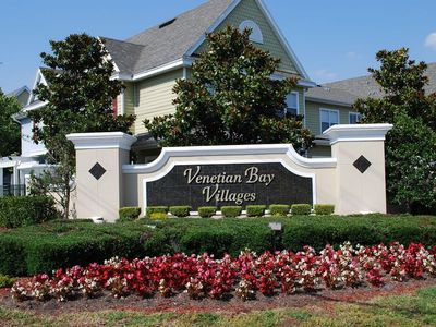 Photo for NEW LISTING!!!! Luxurious Venetian Bay Condo