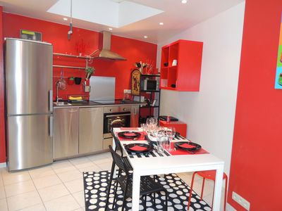 Photo for Nice apartment ideally located in Brussels