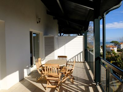 Photo for 1BR Apartment Vacation Rental in Ciboure, Nouvelle-Aquitaine