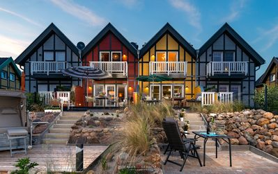 Photo for Luxurious house next to the harbor in the Baltic Sea resort Olpenitz