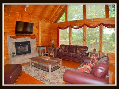 Photo for Mountain Overlook Way Cabin 3403