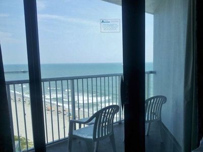 Photo for Spectacular Northern Coastal Views from this Sands Ocean Club Condo, sleeps 4