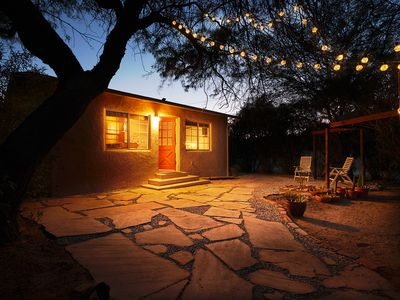 TUCSON MEETS THE WORLD  |  Comfortable, Private, Quiet